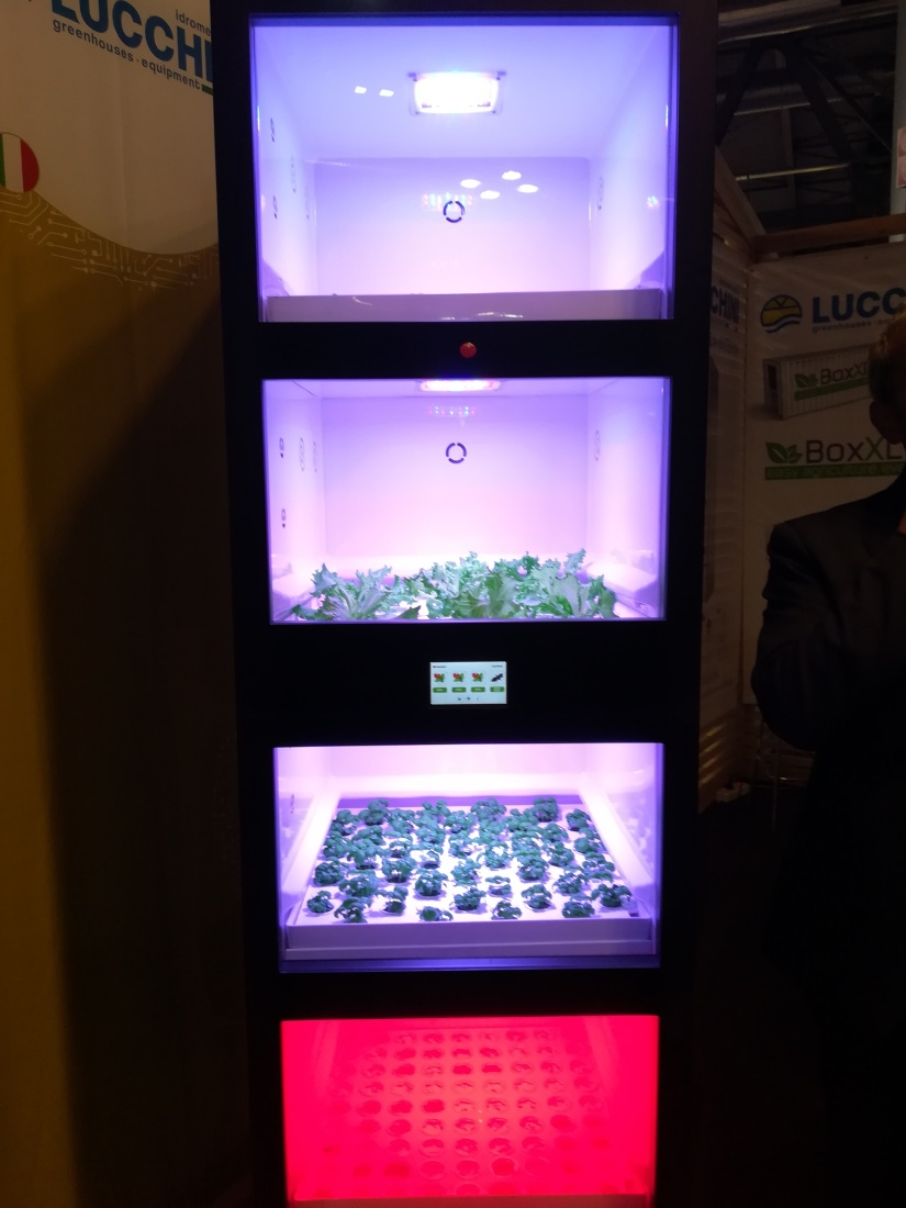 Seeds & Chips 2017 – Urban and Vertical Farming